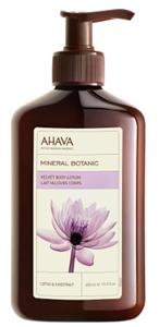 Ahava Mineral Botanic Testápoló Lótusz-Gesztenye