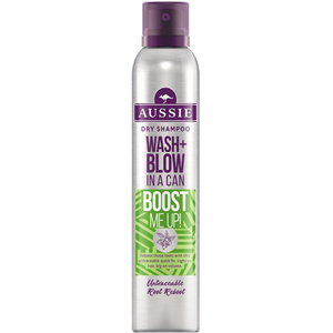 aussie Wash + Blow Boost Me Up Szárazsampon
