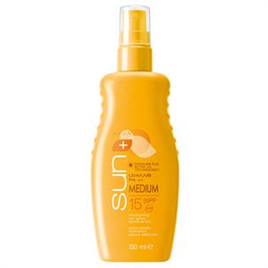 Avon Sun Hidratáló Napvédő Spray Érzékeny Bőrre SPF15