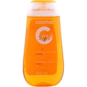 Cosmia Monoi 2 az 1-ben Tusfürdő és Sampon