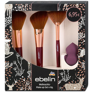 Ebelin Weihnachts-Make-Up-Set