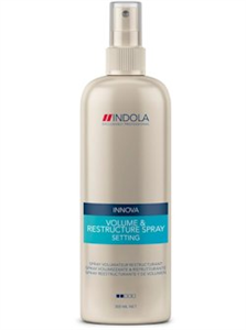 Indola Volumen és Szerkezet-Újjáépítő Spray