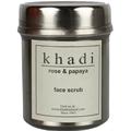 Khadi Rose & Papaya Herbal Face Scrub