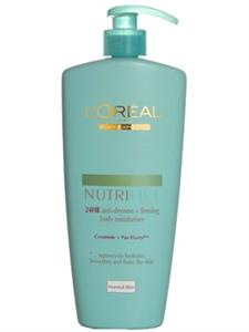 L'oreal Nutrilift 24órás Hidratáló+Feszesítő Testápoló Tej