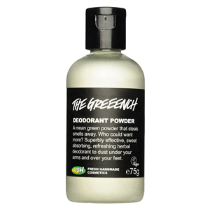Lush The Greeench Dezodoráló Hintőpor