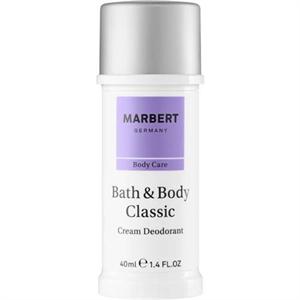 Marbert Bath & Body Deodorant Cream