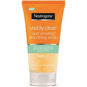 Neutrogena Visibly Clear Spot Proofing Bőrradír