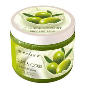 Refan Olíva-Joghurt Testradír