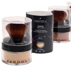 Pandhy's Juveline Cure & Cover Loose Mineral Foundation