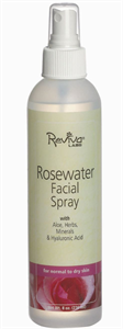 Reviva Labs Rózsavíz Arcspray