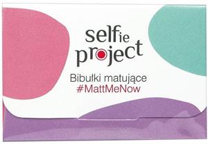 Selfie Project #MattMeNow Mattító Selyempapír