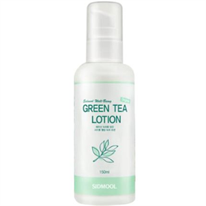 Sidmool Well-Being Green Tea Lotion