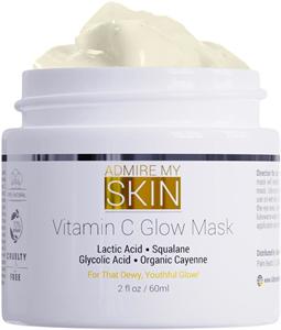 Admire My Skin Vitamin C Glow Mask