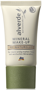 Alverde Mineral Make-Up Alapozó
