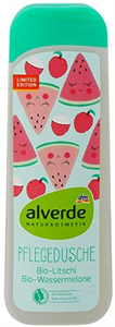 Alverde Pflegedusche Bio Litschi & Wassermelone