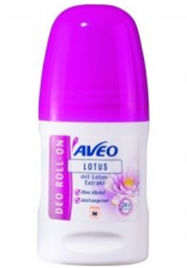 Aveo Deo Roll-On Lotus