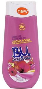 B.U. Bodystories Hibiscus & Jojoba Oil Tusfürdő