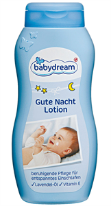 Babydream Gute Nacht Lotion