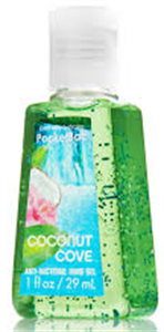 Bath & Body Works Coconut Cove Anti-Bacterial Hand Gel