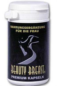Beauty Breast Mellnövelő Kapszula