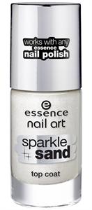 Essence Sparkle Sand Top Coat