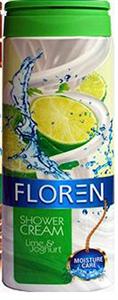 Floren Lime&Joghurt Tusfürdő