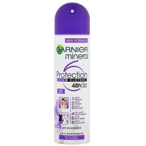 Garnier Mineral Protection 6 Non Stop 48h Deo Spray