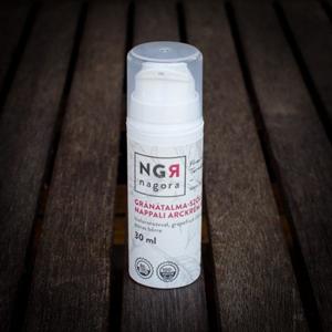 Nagora Gránátalma-Szőlő Nappali Arckrém Száraz Bőrre