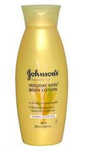 Johnson's Holiday Skin Önbarnító Testápoló
