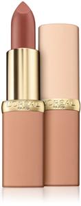 L'Oreal Paris Color Riche Ultra Matte Free The Nudes Rúzs