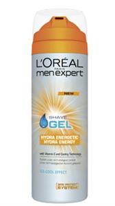 L'Oreal Men Expert Shave Gel Hydra Energy