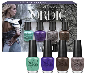 OPI Mini Nordic Collection