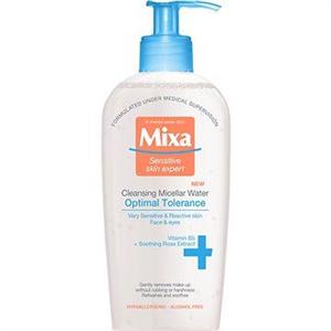 Mixa Optimal Tolerance Cleansing Micellar Water Very Sensitive & Reactive Skin, Face & Eyes