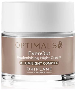 Oriflame Optimals Even Out Bőrmegújító Éjszakai Krém