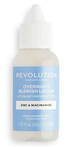 Revolution Skincare Overnight Blemish Lotion Pattanás Kezelés