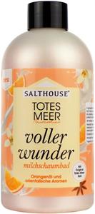 Salthouse Luxus Milchschaumbad Voller Wunder