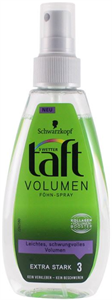 Schwarzkopf Taft Volumen Extra Strong Blow Dry Spray