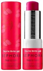 Sephora Goji Lip Balm & Scrub