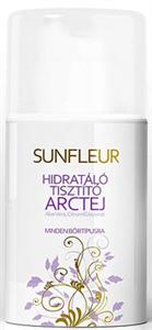 Sunfleur Hidratáló Tisztító Arctej
