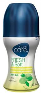 Avon Care Fresh&Soft Izzadásgátló Golyós Dezodor