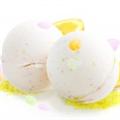 Lush Dragon's Egg Fürdőgolyó