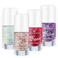 Essence Hugs & Kisses Glitteres Fedőlakk