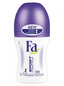Fa Sport Invisible Power Golyós Deo