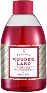 Oriflame Festive Wonderland Candy Apple Habfürdő
