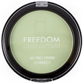 Freedom Makeup HD Pro Finish Correct Színkorrektor Kőpúder - Mint Green