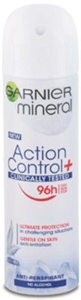 Garnier Mineral Action Control+ 96h Deo Spray