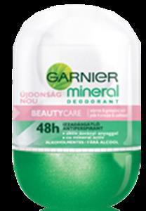 Garnier Mineral Beauty Care Izzadásgátló Golyós Deo
