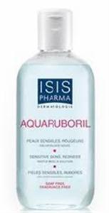 Isis Pharma Aquaruboril Kíméletes Lemosó Rosaceás Bőrre