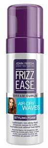 John Frieda Frizz Ease Hajformázó Hab Levegőn Száradó Hullámok