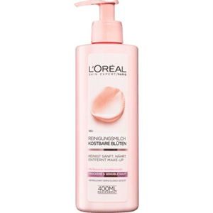 L'Oreal Paris Skin Expert Kostbare Blüten Arctisztító Tej